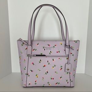 Kate Spade Cameron Wildflower Ditsy Pocket Tote